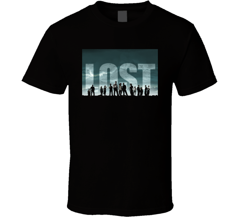Lost Tv Show T Shirt