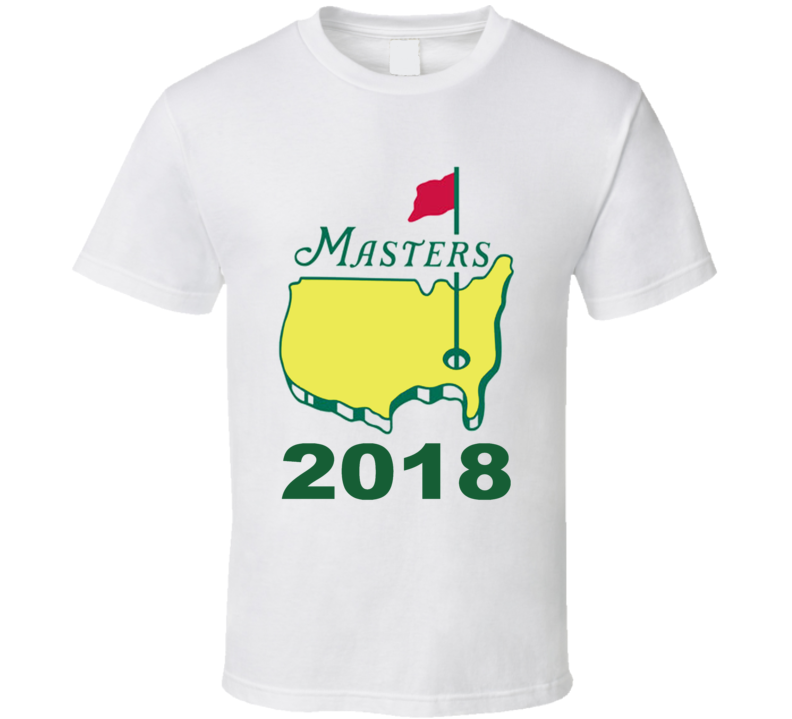 The Masters 2018 T Shirt
