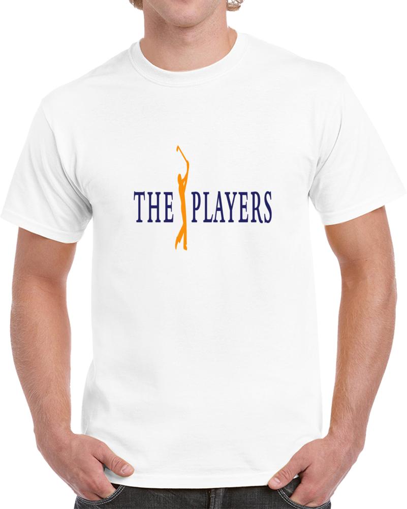 The Players Championship Tpc Pga Sawgrass Mens Golf  T Shirt
