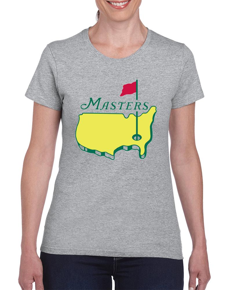 Masters Tournament Augusta National Golf Ladies T Shirt
