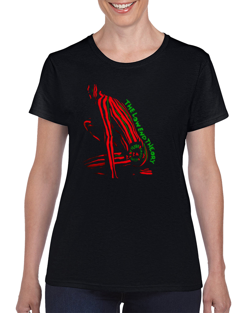 A Tribe Called Quest The Low End Theory Ladies T Shirt