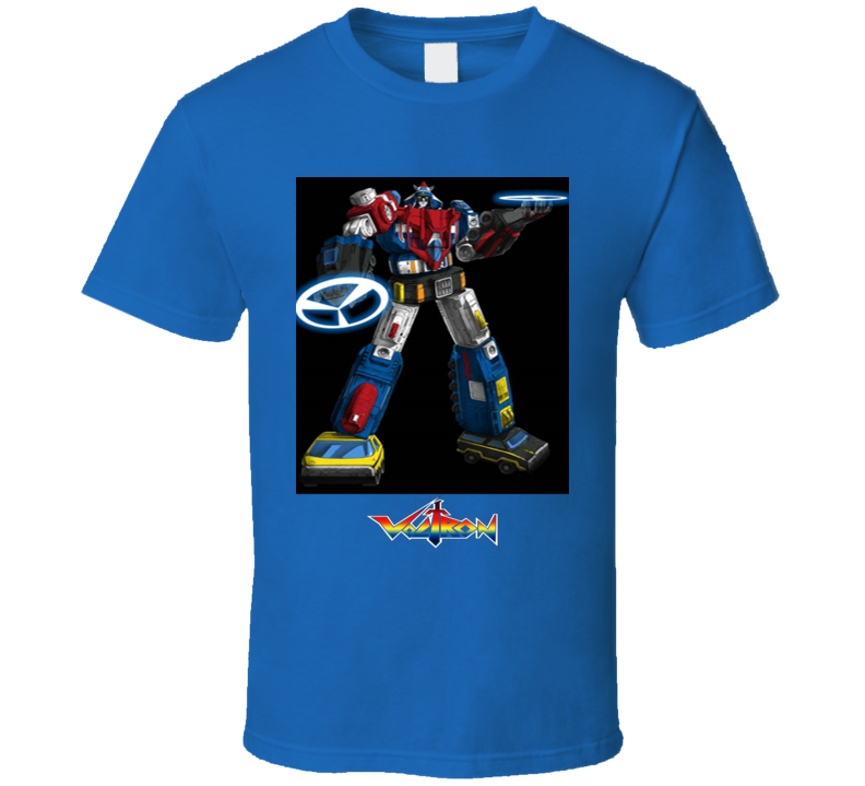 Voltron Custom T Shirt