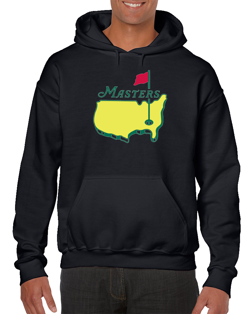 Masters Tournament Augusta National Black Hoodie