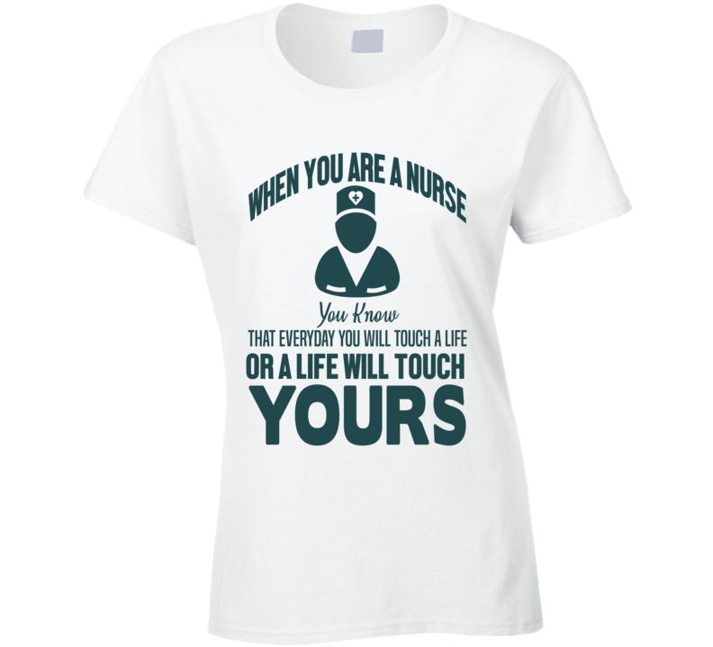 When You Are A Nurse You Know Pandemic Hero Ladies T Shirt