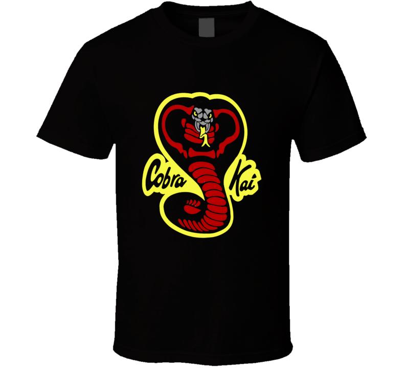 Karate Kid Cobra Kai Fist T Shirt