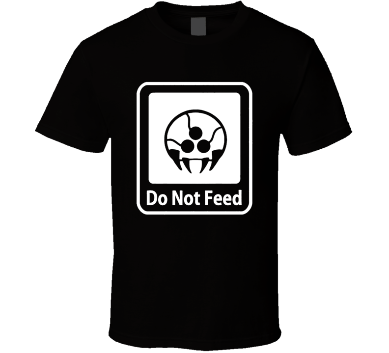 Metroid Tribute DO NOT FEED T Shirt