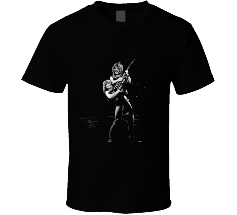 Randy Rhoads Tribute Album Cover Artwork T Shirt