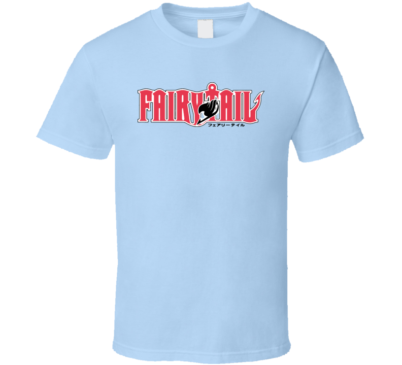 Fairy Tail Manga Anime Natsu Cosplay T Shirt