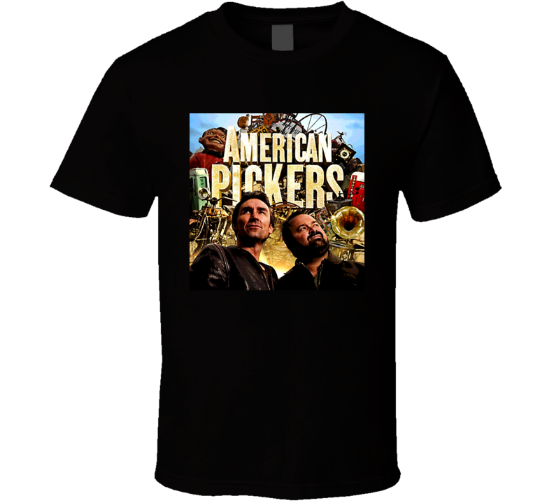 American Pickers Poster T Shirt