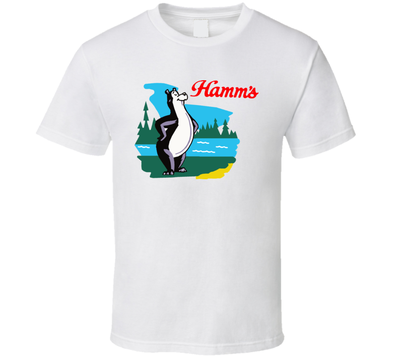 Hamm'S Beer T Shirt