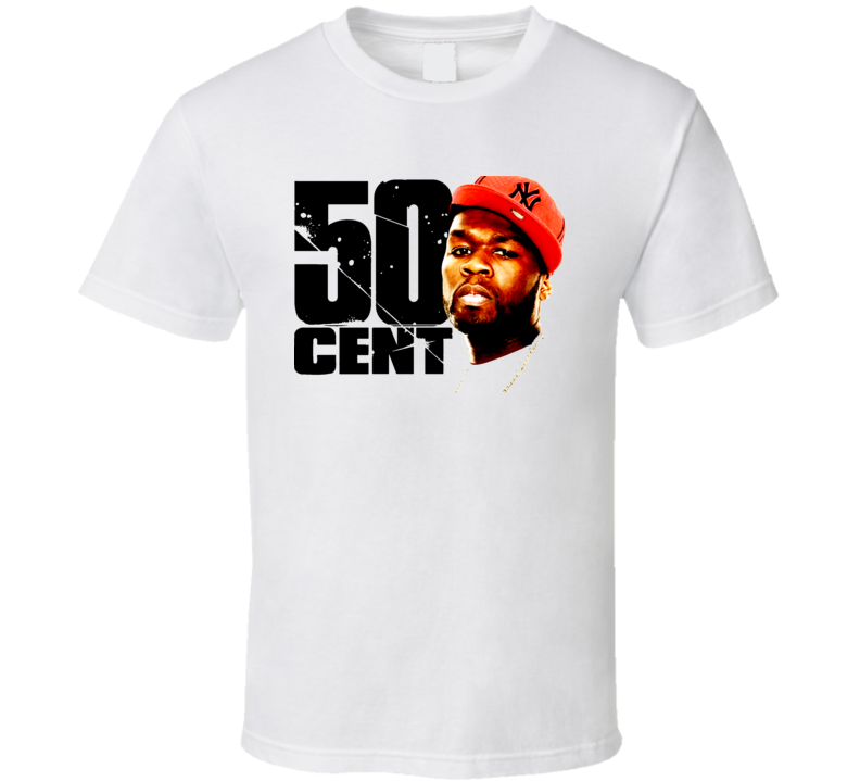 50 Cent Nyc T Shirt