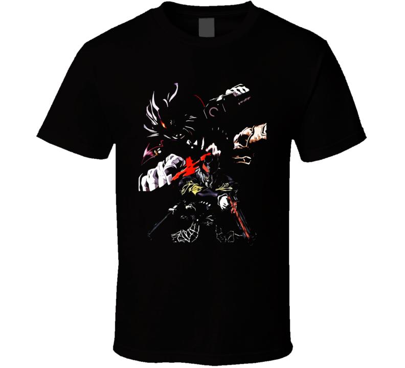 Gungrave Manga Classic T Shirt