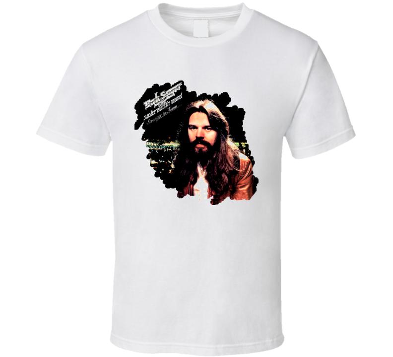 Bob Seger Stranger In Town T Shirt