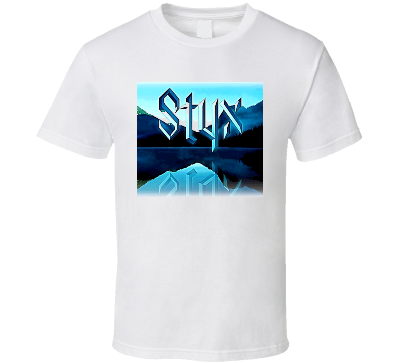 Styx Come Sail Away T Shirt