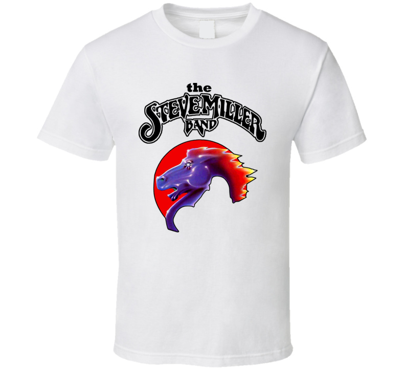The Steve Miller Band T Shirt