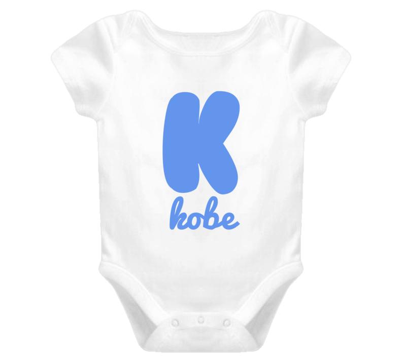 Kobe Established Boy Newborn 2014 Bodysuit Baby One Piece
