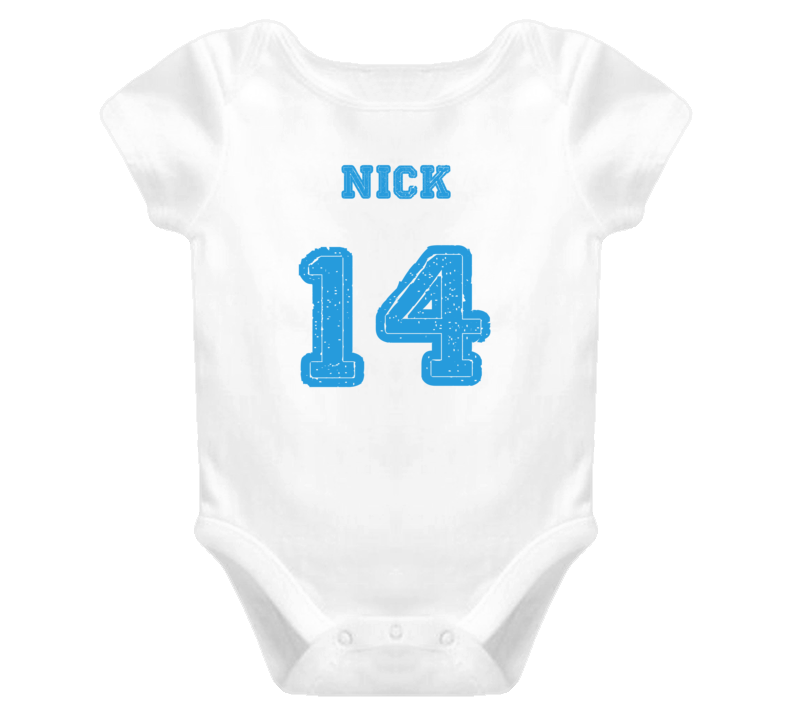 Nick Established Sports Newborn 2014 Bodysuit Baby One Piece