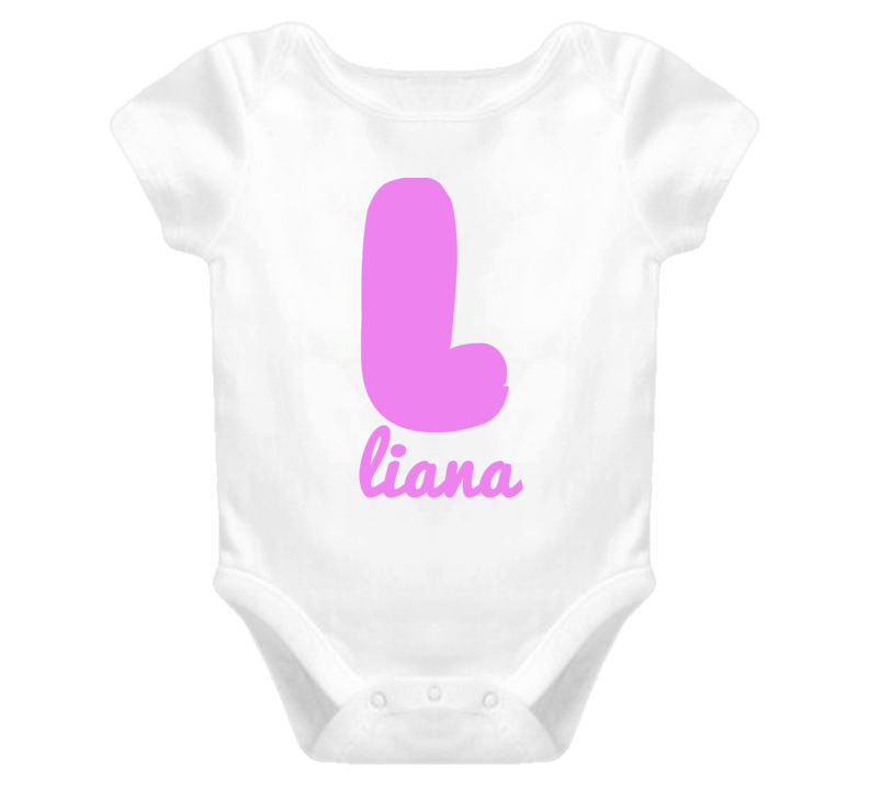 Liana Newborn 2014 Bodysuit Shirt Baby One Piece