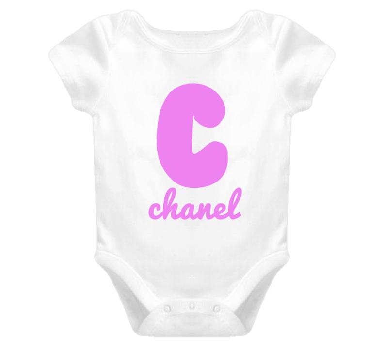 Chanel Newborn 2014 Bodysuit Shirt Baby One Piece