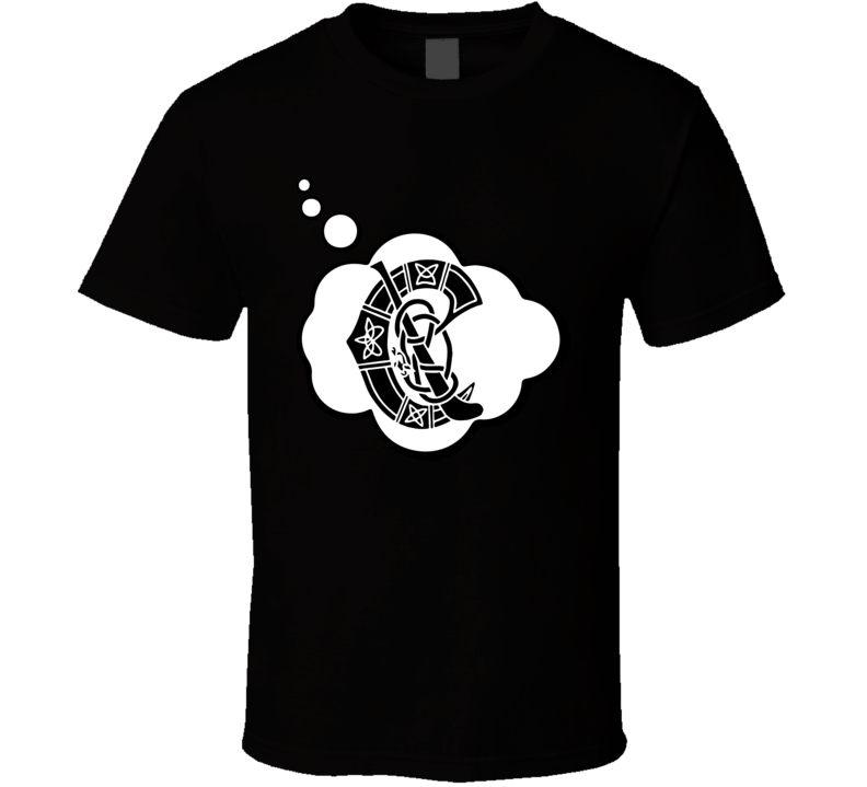 I Dream Of Camogie Sports Hobbies Thought Bubble Fan Gift T Shirt