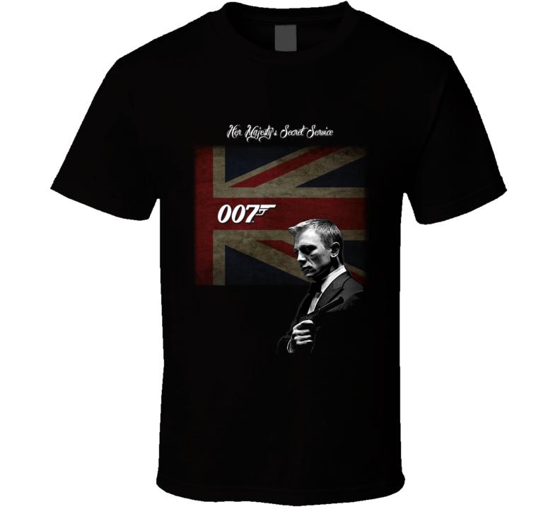 007 James Bond T Shirt