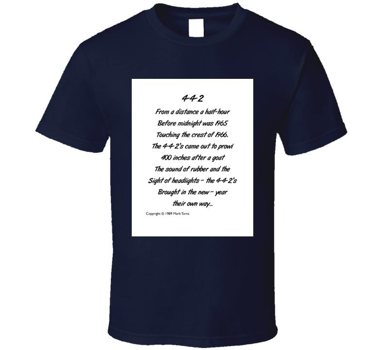442 T Shirt