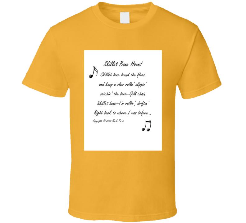 Skillet Bone Hound T Shirt