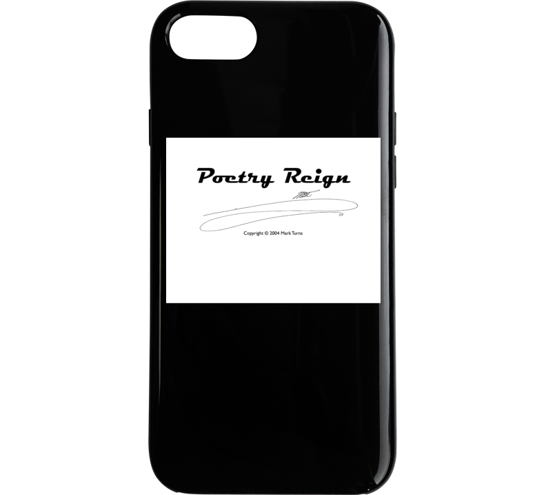 Poetry Reign Phone Case
