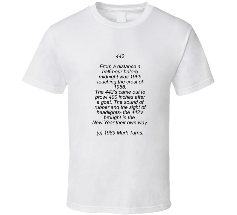 442 . T Shirt