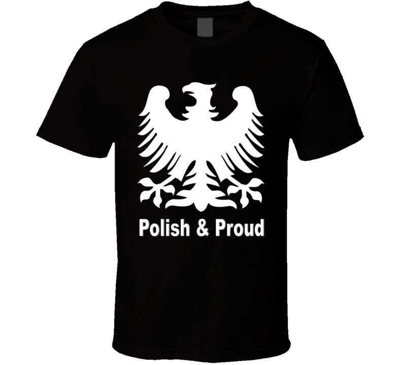 Polish and Proud T Shirt V.2