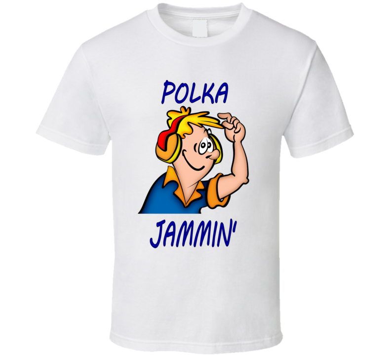 Polka Jammin V.1 T Shirt
