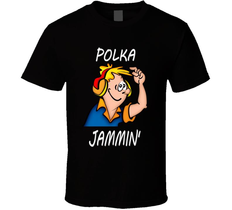 Polka Jammin V.2 T Shirt
