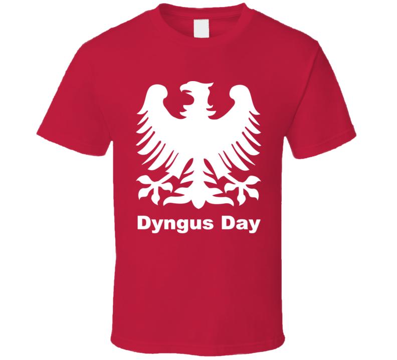 Dyngus Day White Eagle T Shirt