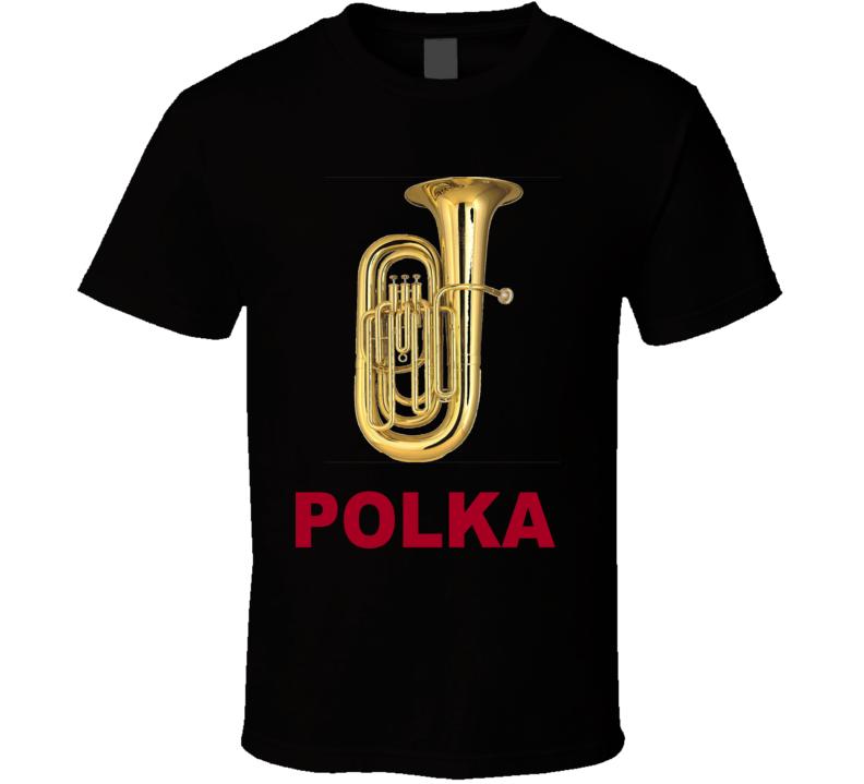 Tuba Polka T Shirt