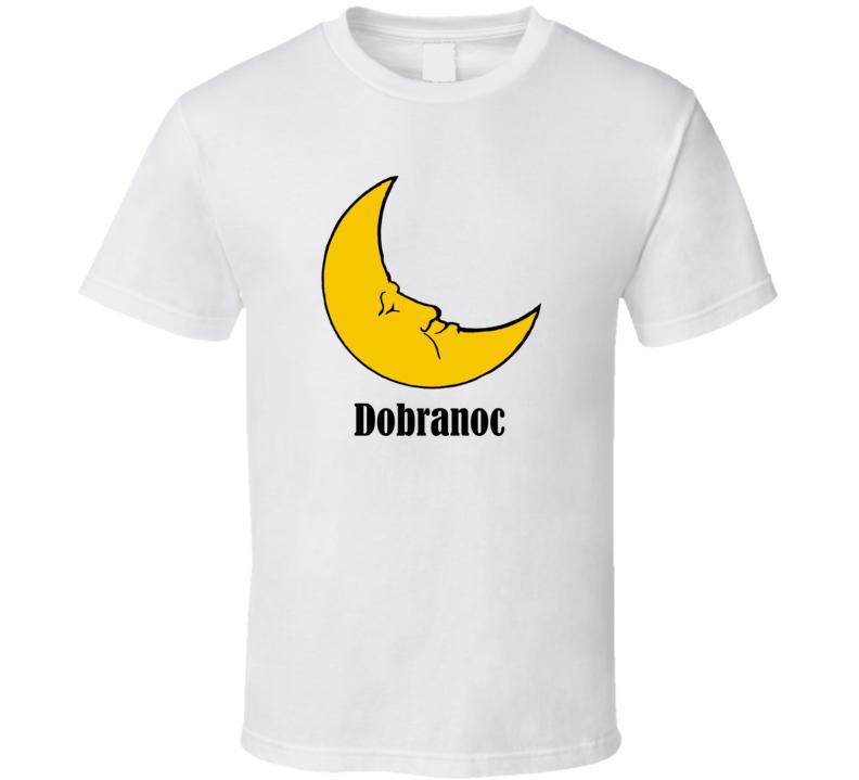 Dobranoc (Black Text) T Shirt