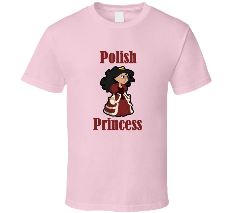 Polish Princess T Shirt