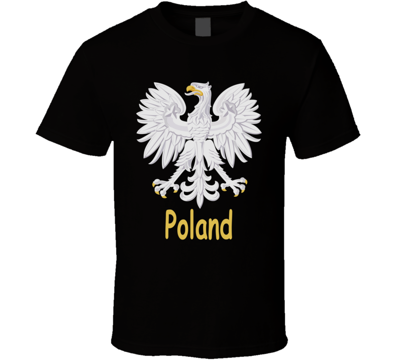 Polish Eagle v.1 T Shirt