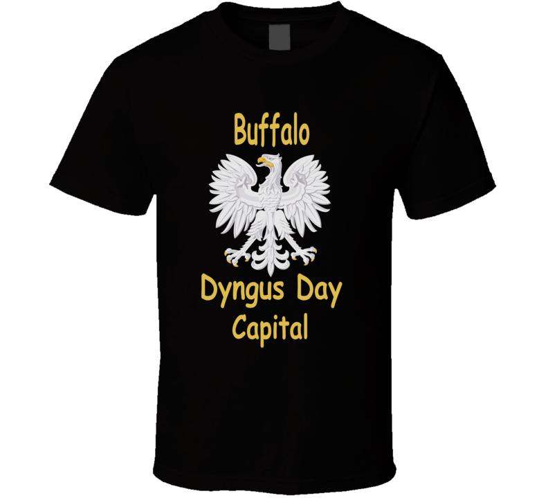 Buffalo Dyngus Day Capital v.1 T Shirt