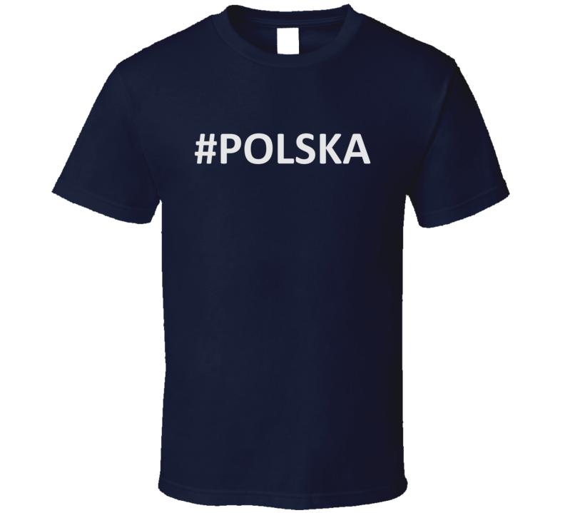 Hashtag Polska V.1 T Shirt