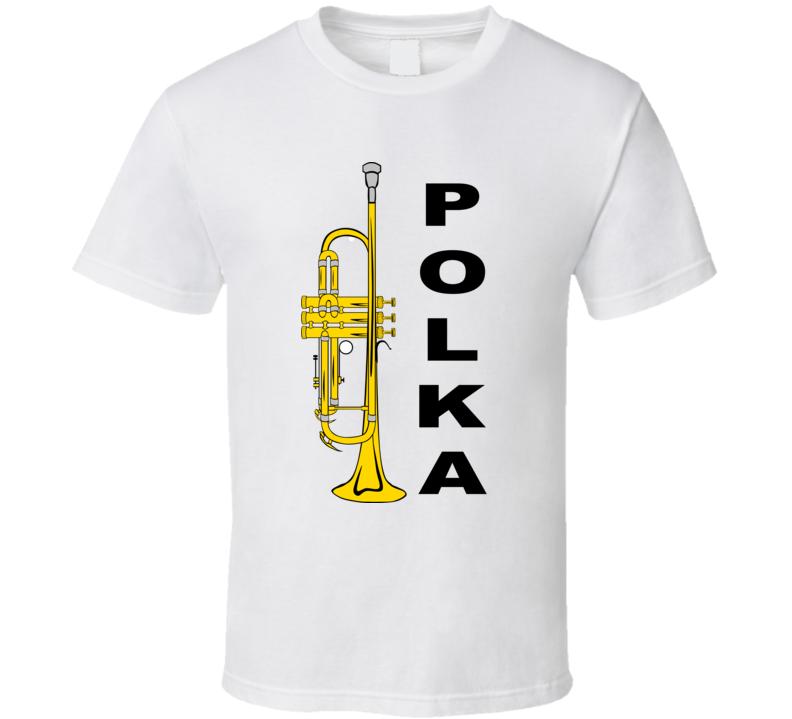 Trumpet Polka V.1 T Shirt