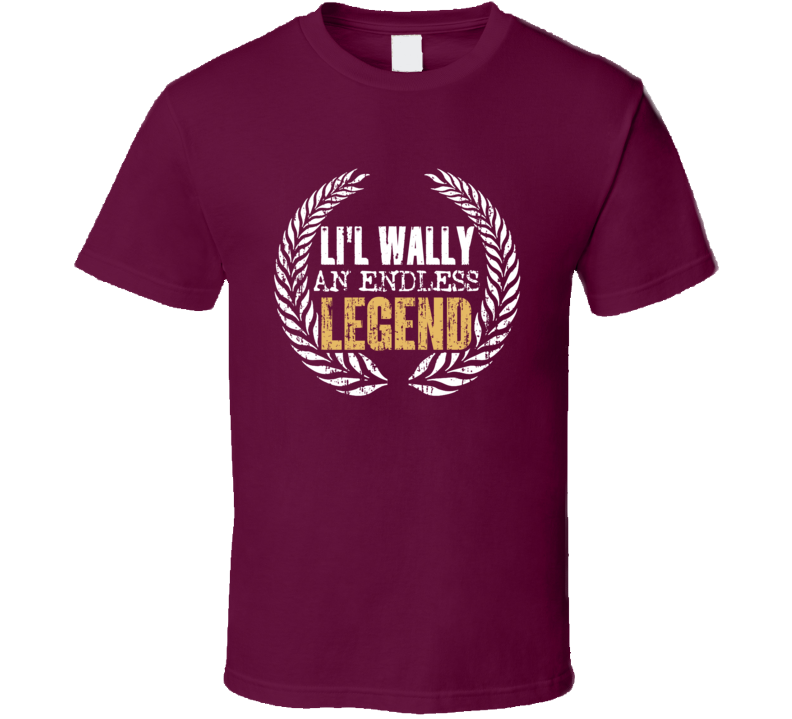 Li'l Wally Endless Legend T Shirt