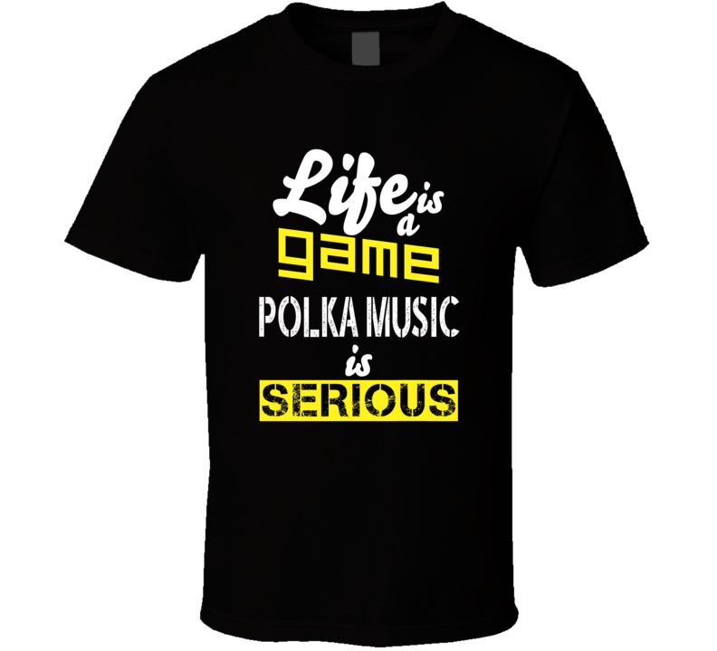 Life Is A Game V.1 T Shirt