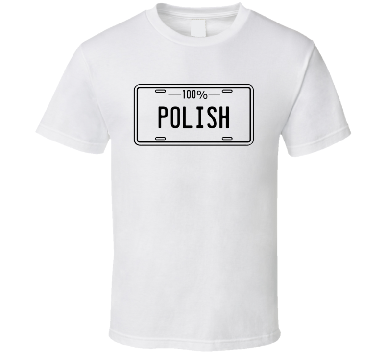 100% Polish T Shirt