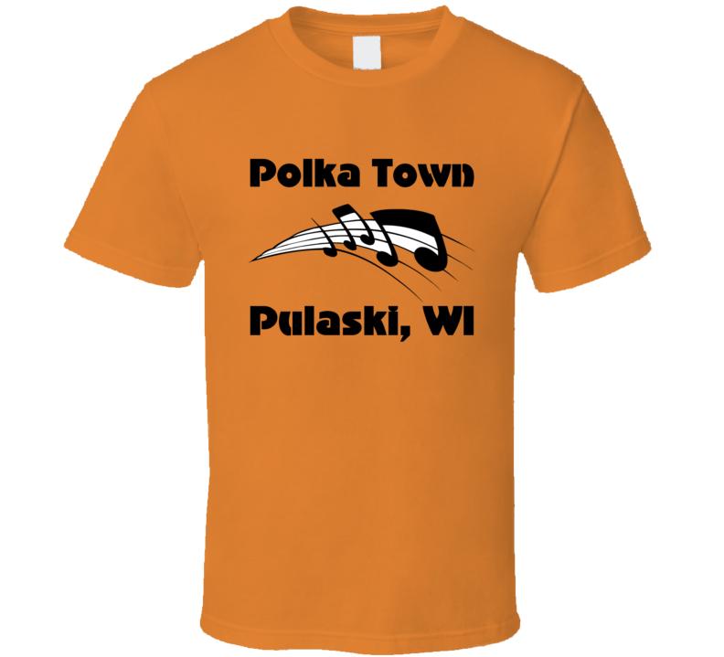 Polka Town Pulaski V.1 T Shirt
