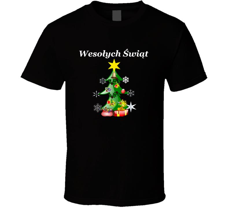 Wesołych Świąt V.2 T Shirt