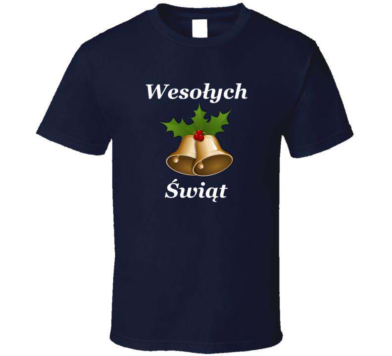 Wesołych Świąt V.6 T Shirt