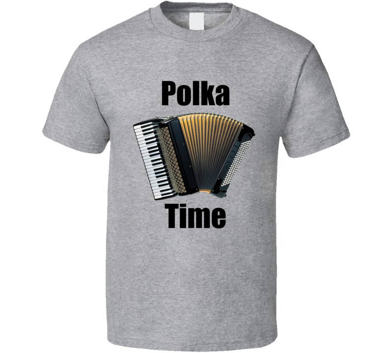 Polka Time V.1 T Shirt