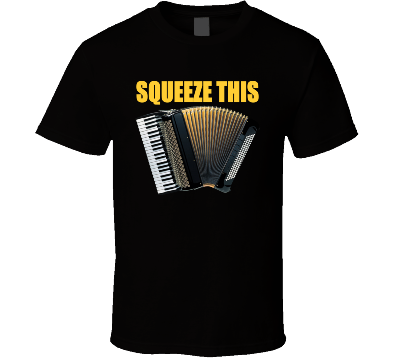 Squeeze This Accordion V.1 T Shirt