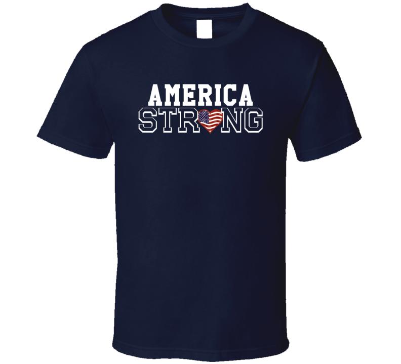America Strong V.1 T Shirt