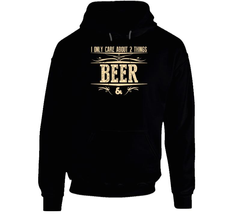 Beer & Money Hoodie